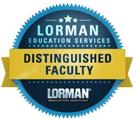 Distinguished Faculty | Lorman Education Services